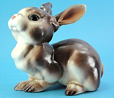 Hagen-renaker Dw Rabbit In Cinnamon Color