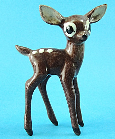 Hagen-renaker Miniature Early Standing Fawn
