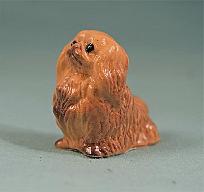 Hagen-Renaker Miniature Pekingese (Image1)