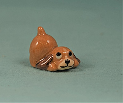 Hagen-Renaker Miniature Disney Spaniel Puppy Fluffy (Image1)