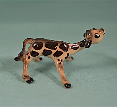 Hagen-renaker Miniature Early Baby Giraffe