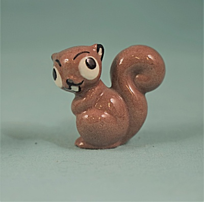 Hagen-renaker Miniature Early Baby Squirrel
