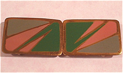 Art Deco Belt Buckle (Image1)