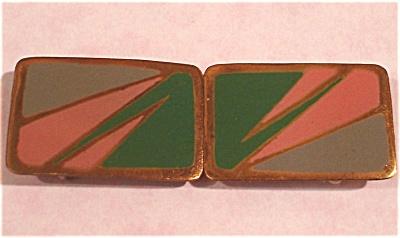 Art Deco Belt Buckle (Image1)