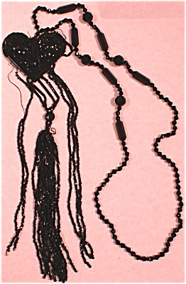Antique Jet Necklace (Image1)