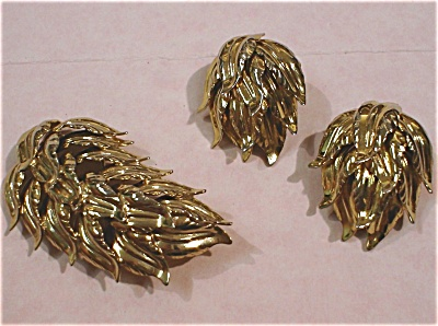 Pin and Clip Earring Set (Image1)