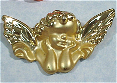 Unmarked Angel Pin (Image1)
