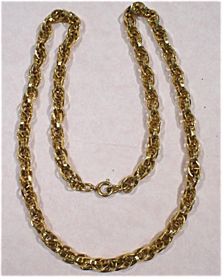 Napier Goldtone Necklace