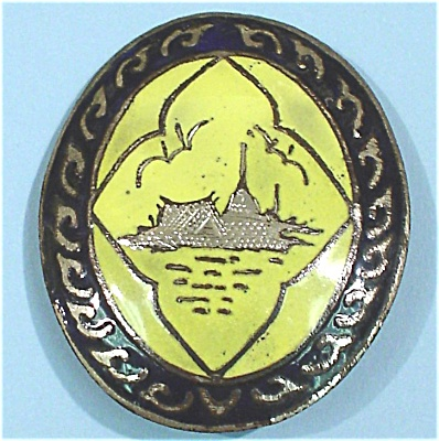 Siam Sterling Pin (Image1)