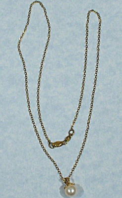 """17 1/2"""" Wells Necklace (Image1)"""
