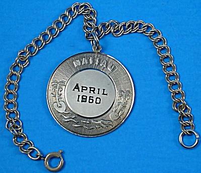 1960 Sterling Nassau Souvenir Bracelet (Image1)