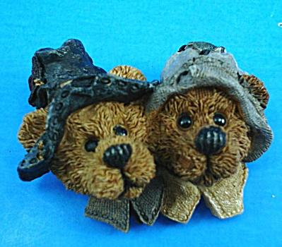 Teddy Bear Pin (Image1)