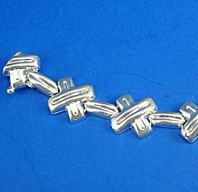 Vior Italy Sterling Silver Bracelet (Image1)