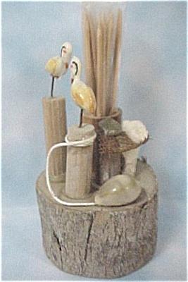 Seaside Scene Toothpick Holder (Image1)