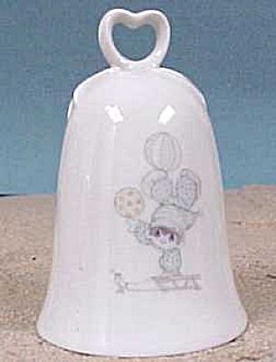 1985 Enesco Precious Moments Bell (Image1)