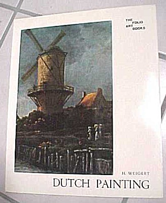 Book On Dutch Paintings