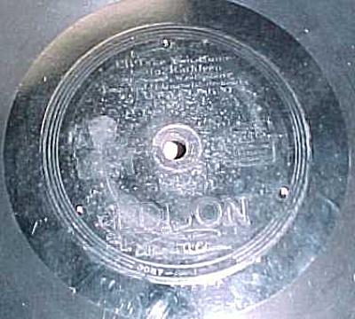 Edison Record #80160 'Brandywine' 'Home Again Kathleen' (Image1)