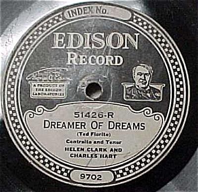 Edison #51426: Rockabye my Baby Blues (Image1)