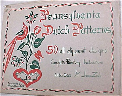 1948 Pennsylvania Dutch Patterns (Image1)