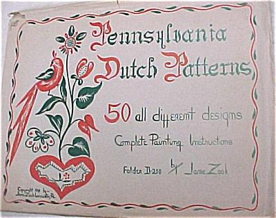 1948 Pennsylvania Dutch Patterns (Image1)
