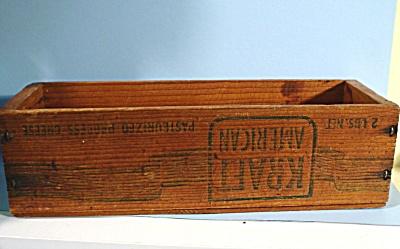 Wood Kraft Cheese Box (Image1)