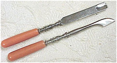 Two Miniature Nail Grooming Tools
