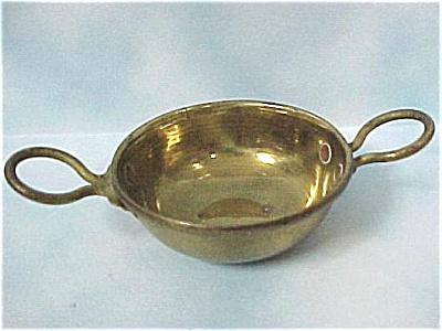 Brass Miniature Bowl