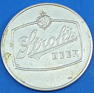 Stroh's Beer 1976 Cincinnati Bengals Token (Image1)