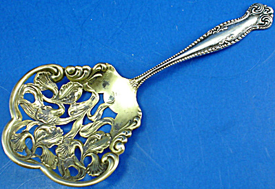 Daniel Low & Co Sterling Silver Witch Spoon (Image1)