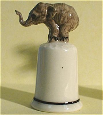 Klima K4111b Elephant Thimble (Image1)