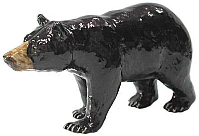 R016 Walking Black Bear (Image1)