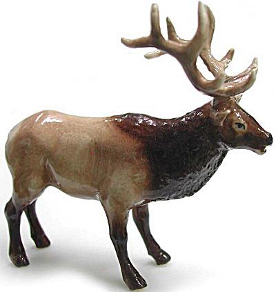 R025r Standing Elk (Image1)
