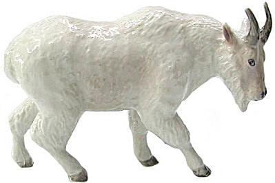 R047r Mountain Goat (Image1)