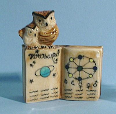 K4193b Owls on Zodiac Book (Image1)