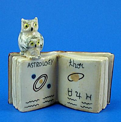 K4193c Owls on Zodiac Book (Image1)