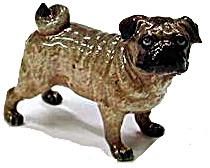 R152 Standing Pug Dog (Image1)