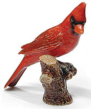 R120 Cardinal on Branch (Image1)