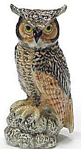 R192 Great Horned Owl