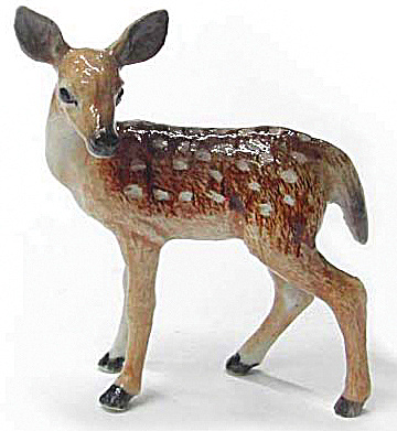R201 Whitetail Deer Fawn