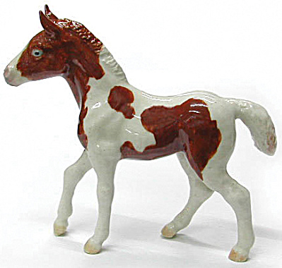 R226 Pinto Horse Foal