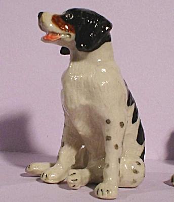K8421 Brittany Spaniel - Black Spots (Image1)