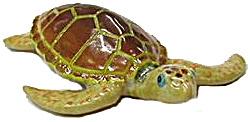 R126 Loggerhead Sea Turtle (Image1)