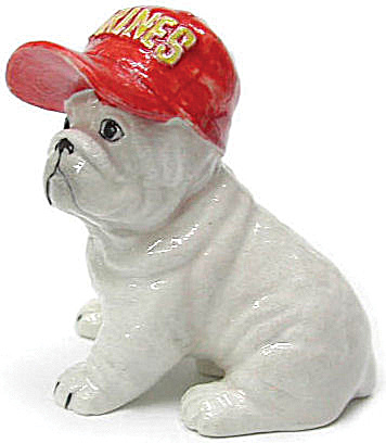 R219r Bulldog With Marine Cap