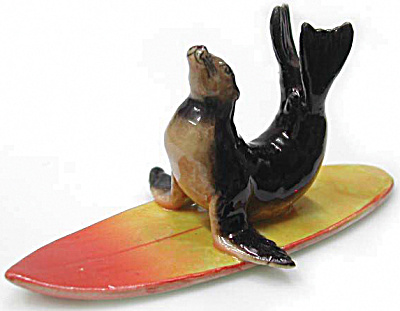 R064 Surfing Sea Lion