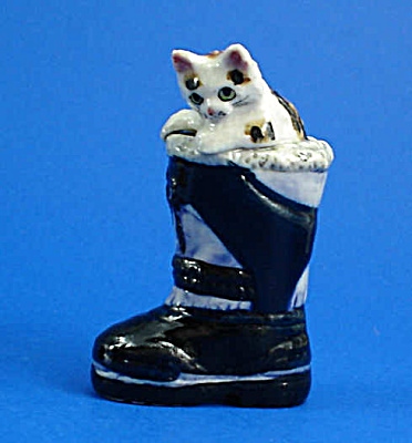 K5182 Cat with Boot (Image1)