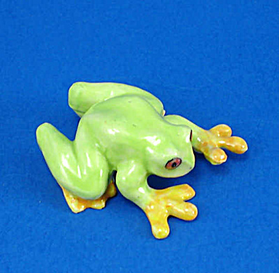 K3932 Red Eye Tree Frog (Image1)