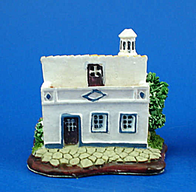 Miniature Resin House (Image1)