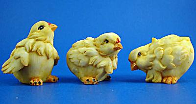 Resin Chick Trio (Image1)