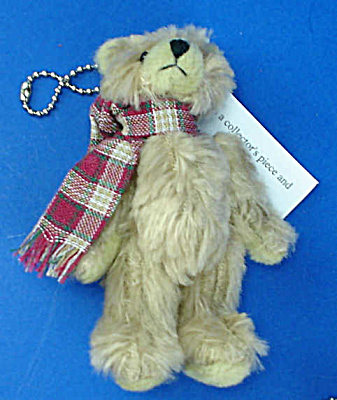 Miniature Plush Teddy Bear (Image1)