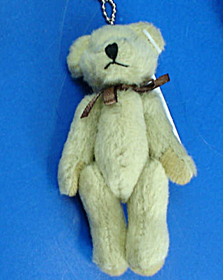 Miniature Plush Teddy Bear